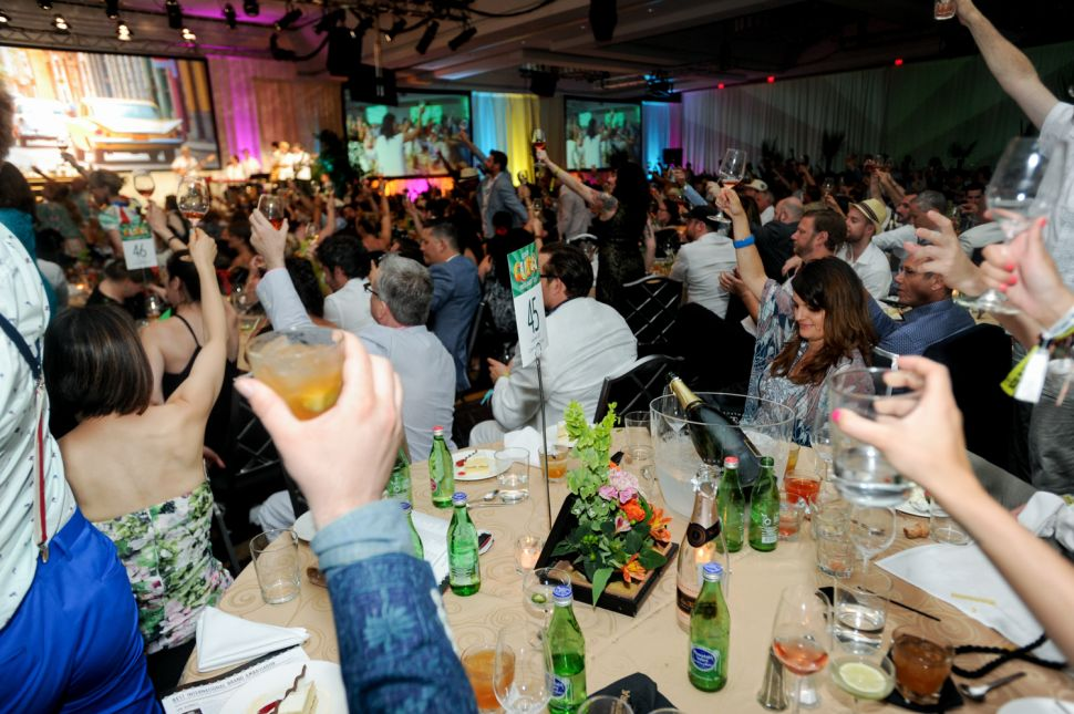 NYC Bars Blow Away Competition At the Academy Awards of Cocktails