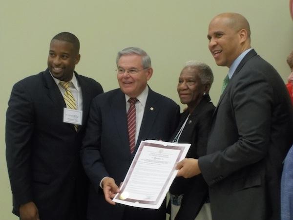 Booker, Menendez Call for More Support for Senior Citizens