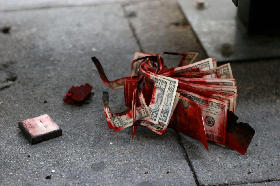 Art World Defends Bank Robber 'Performer'