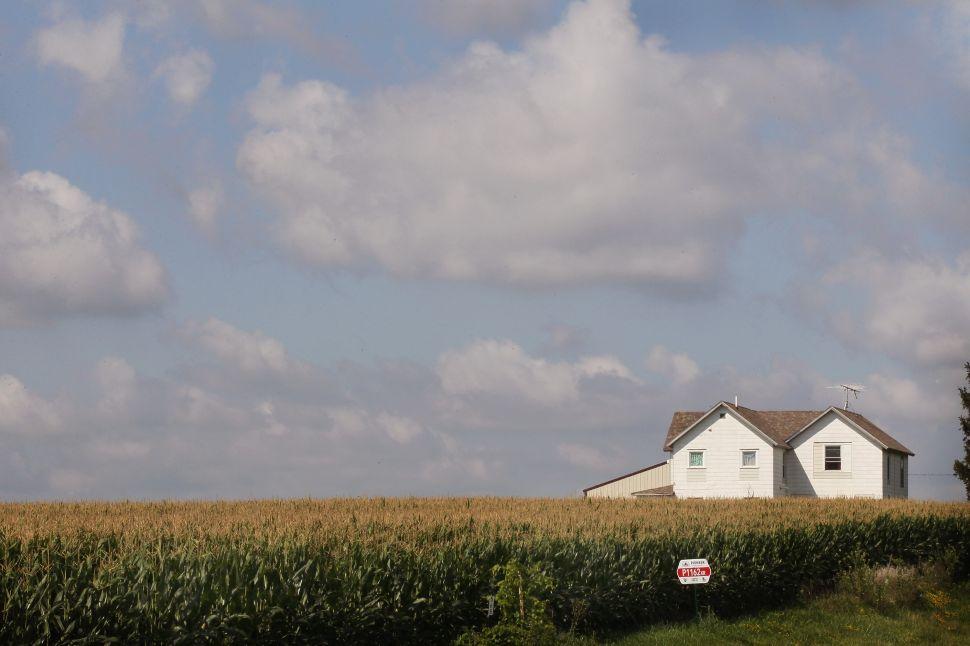 Verlyn Klinkenborg Is Selling the Farm