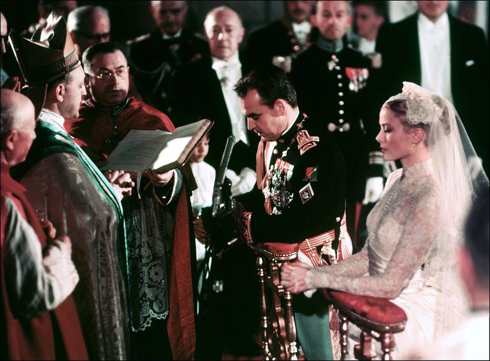 A Brief History of Monaco's Royal Weddings