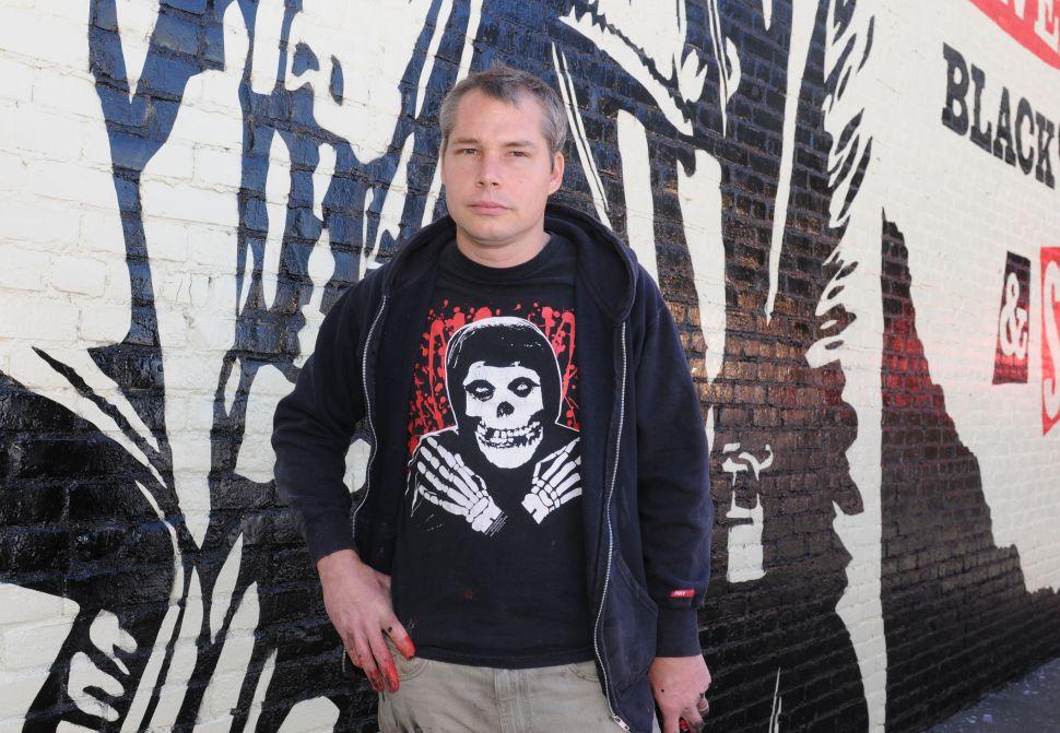 Street Artist Shepard Fairey Arrested in Los Angeles for Detroit Vandalism Charges