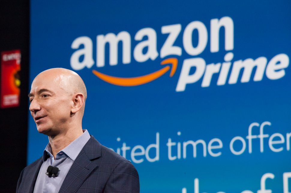 Prime Time: Amazon Adds Deals on The Washington Post to Member Benefits