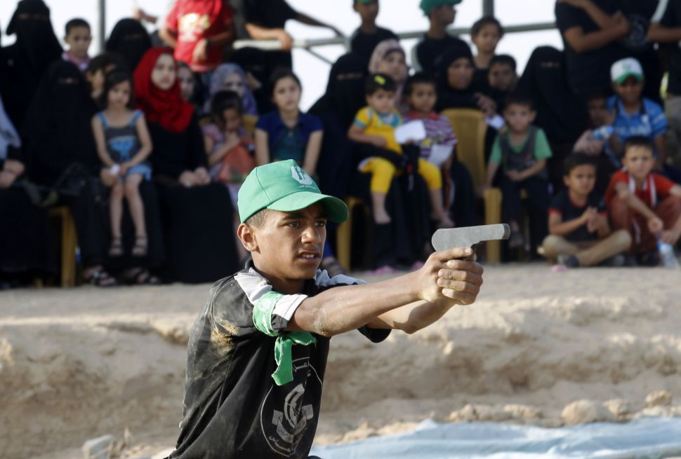Horror Camp: How Palestinians Train Their Kids To Kill Israelis
