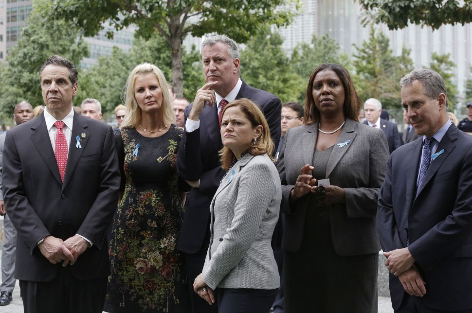 Letitia James Clashes With de Blasio Administration Over Foster Care Suit
