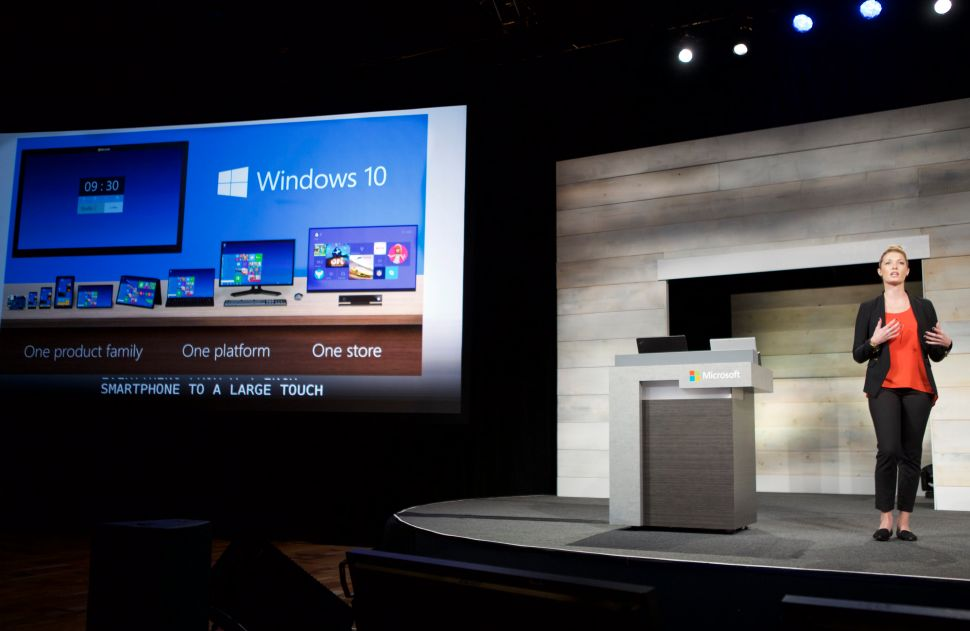 How Top Computer Makers Are Differentiating Themselves As Windows 10 Releases