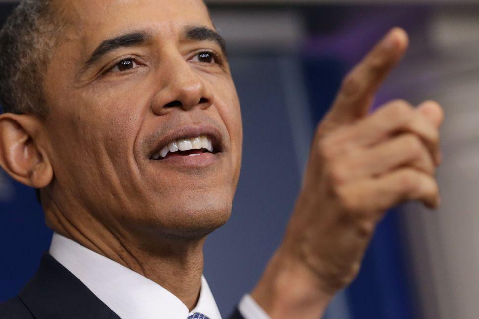 Does President Obama Hate Evil?