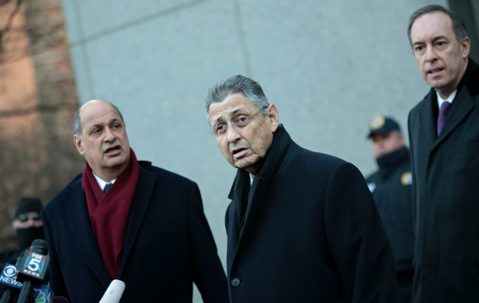 Sheldon Silver Cites Supreme Court Decision in Asking Judge to Toss Charge