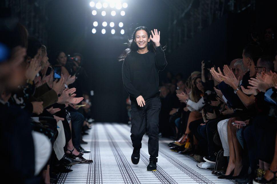 Balenciaga and Alexander Wang Might Be Calling It Quits