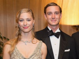 Pierre Casiraghi and Beatrice Borromeo (Photo: Gaetan Luci/Le Palais Princier via Getty Images)