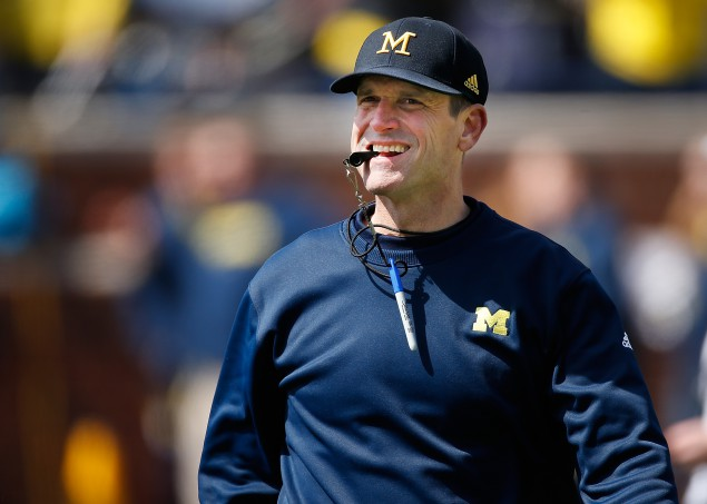 Jim Harbaugh: 'Clinically Insane' Or Just Kind of a Jerk?