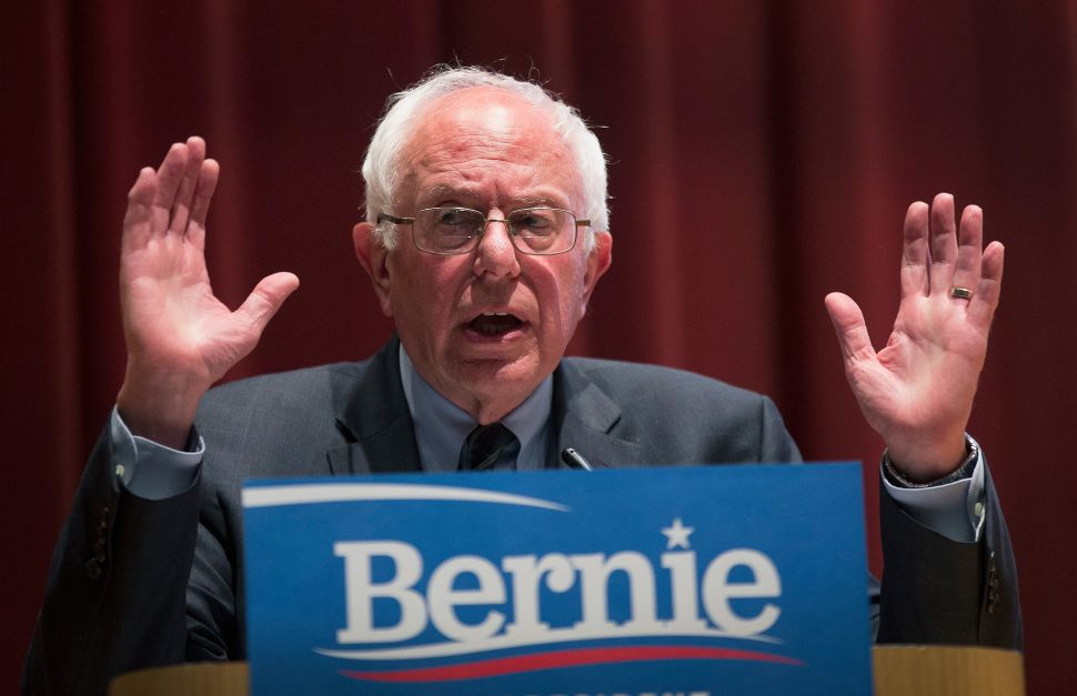 Bernie Sanders and the Crisis of Affordable College Education