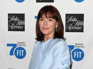 Pamela Baxter at this year's FIT Foundation Gala. (Photo: Andrew H. Walker/Getty Images for FIT)