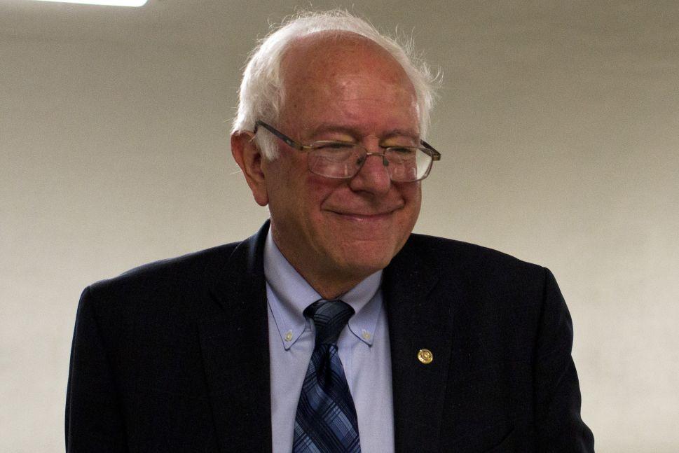 The Bernie Surge Makes Perfect Sense: He's Not Hillary