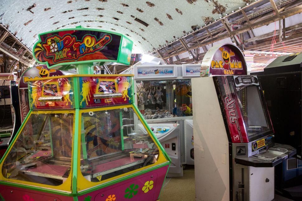 Come Out & Play Festival Transforms Manhattan Bridge Archway Plaza Into an Arcade