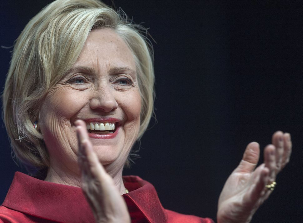 Hillary Towers Over GOP Opponents