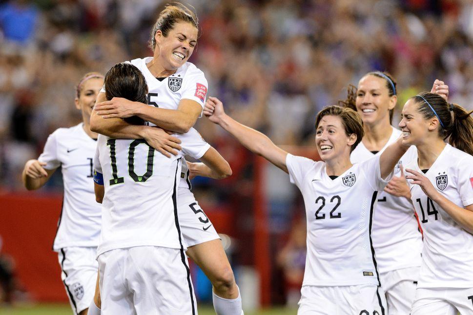 De Blasio 'Exploring Logistics' of Ticker Tape Parade for Women's Soccer Team