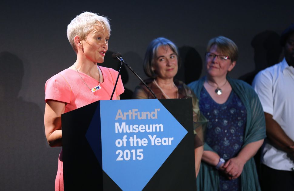 Transformed Whitworth Gallery Wins Britain's Top Arts Prize
