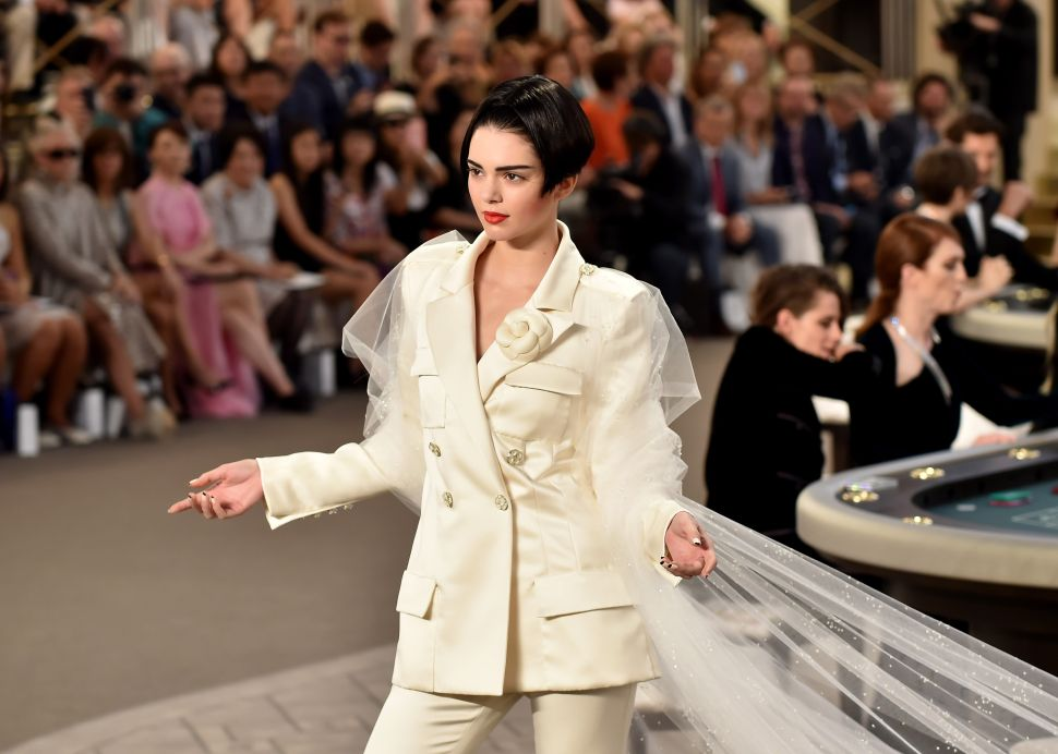Kendall Jenner and Chanel Prove Short Hair Is In