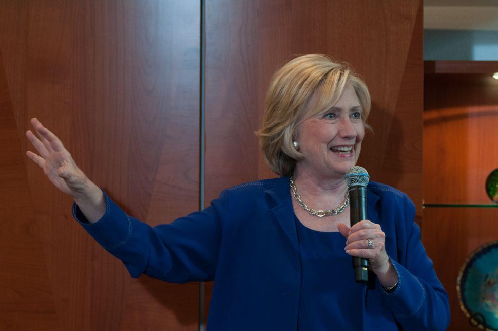 Taking Aim at Republican Rivals, Hillary Clinton Unveils Liberal Economic Vision
