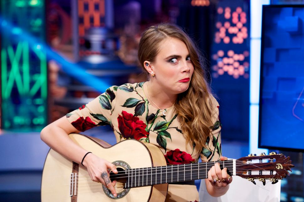Cara Delevingne Is the Greatest Talk Show Guest Ever
