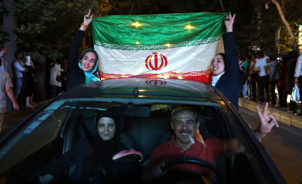 It's Simple: Under This Deal, Iran Will Have Nuclear Weapons in Little Over a Decade