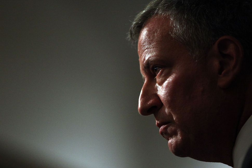 De Blasio: Police Shootings a 'Devastating Example' For Parents of Kids of Color