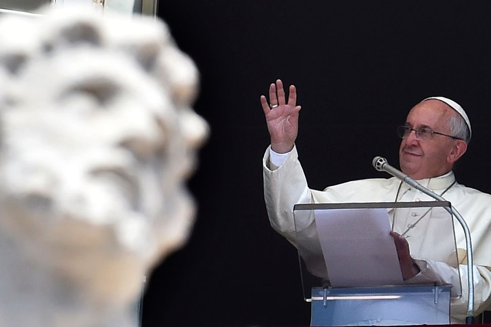 Bill de Blasio's Vatican Visit: 'It Was Fun Even to Be Close' to Pope Francis