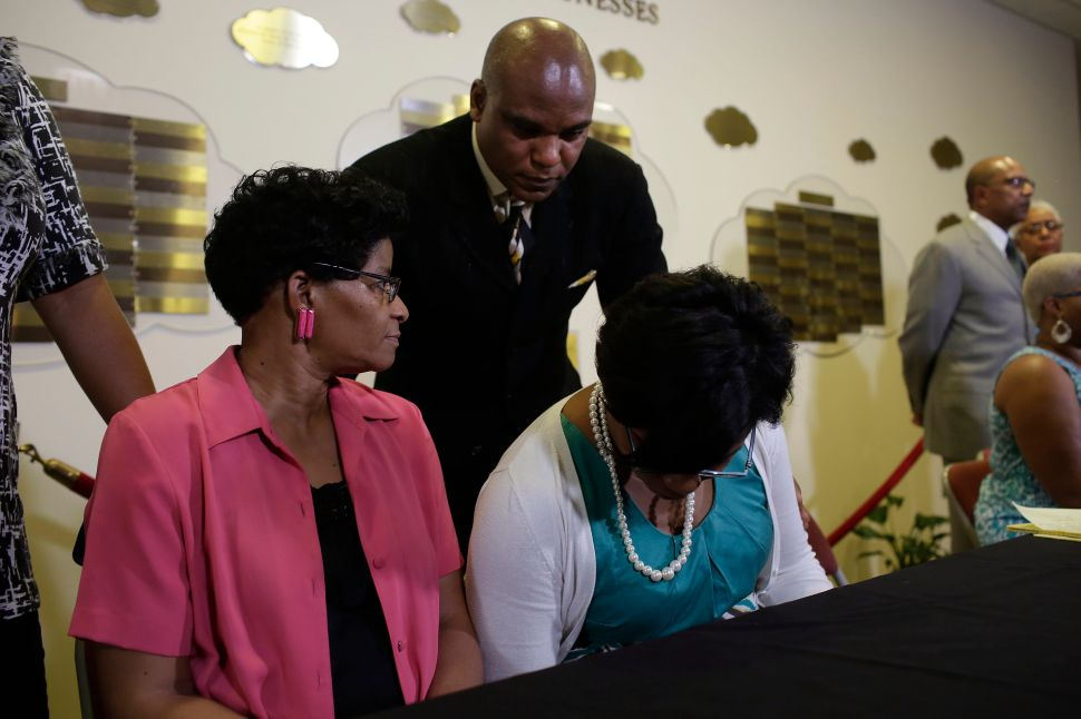 Sandra Bland Should Not Have Even Been Arrested