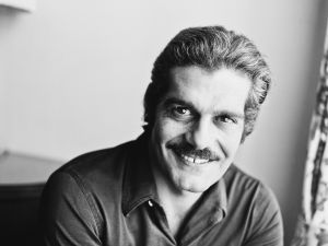 Egyptian actor Omar Sharif, 9th July 1969. (Photo by David Cairns/Daily Express/Hulton Archive/Getty Images)