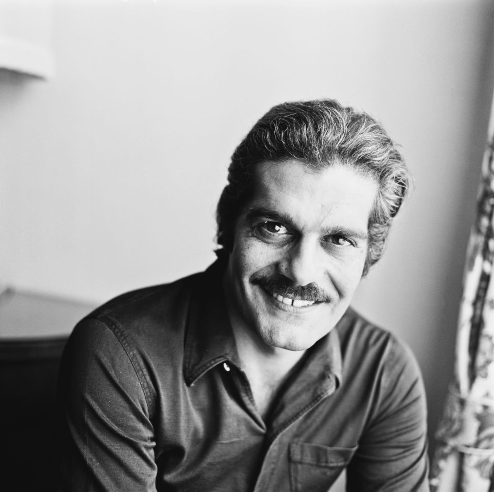 Omar Sharif, the Greatest On-Screen Lover of All Time? (1932-2015)