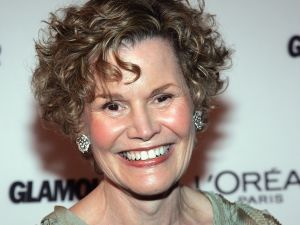 It's Not The End of the World: Author Judy Blume came to one blundering husband's rescue via Twitter last night (Photo: Evan Agostini/Getty Images).