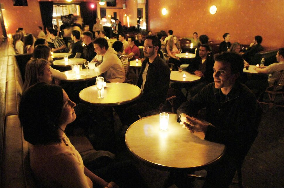 A Modest Proposal for Online Daters: The One-Shot Date