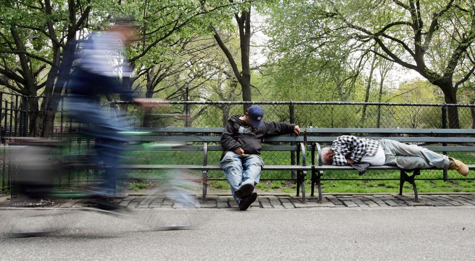 Is Homelessness in Tompkins Square Park Actually Increasing?