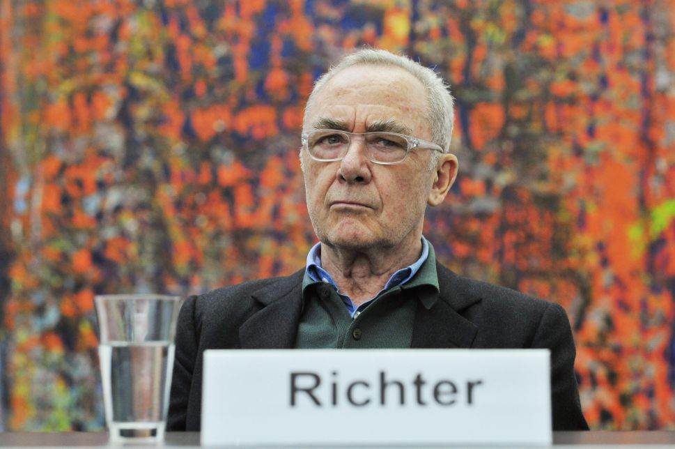 Gerhard Richter: My Prices Are Too High, Are Degas Sculptures at AIC Fakes? and More