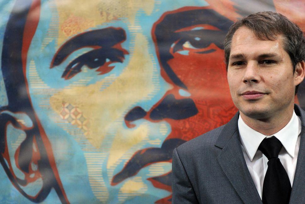 Shepard Fairey Turns Himself in for Detroit Vandalism