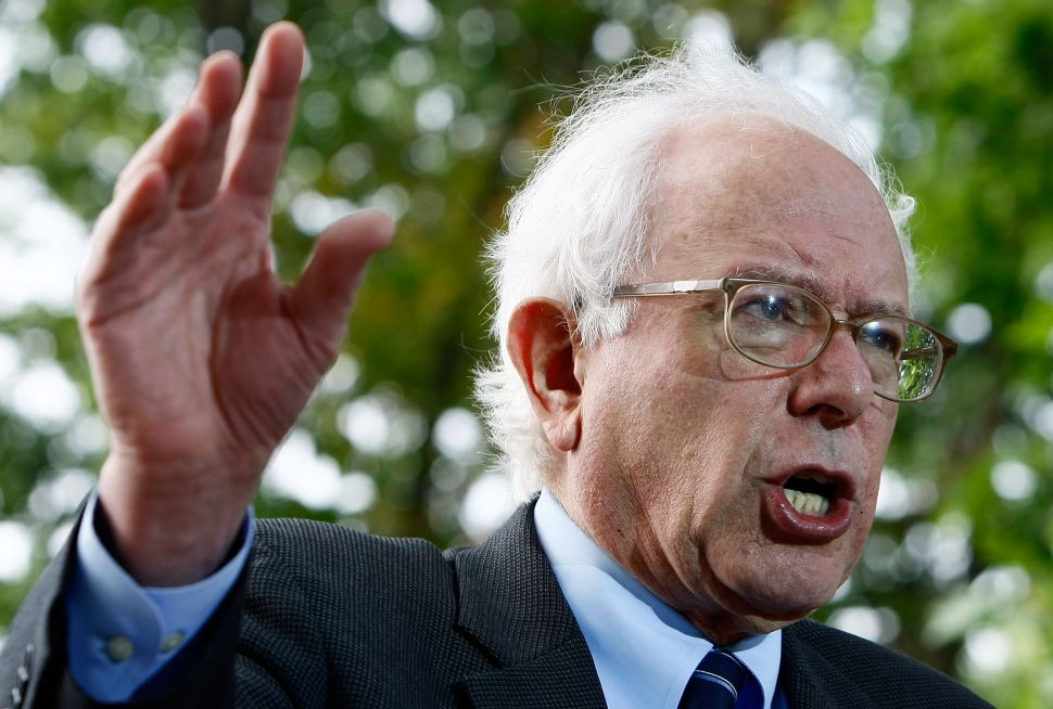 Bernie Sanders, Forever Young