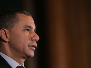 Former Gov. David Paterson. (Photo: Mario Tama/Getty Images)