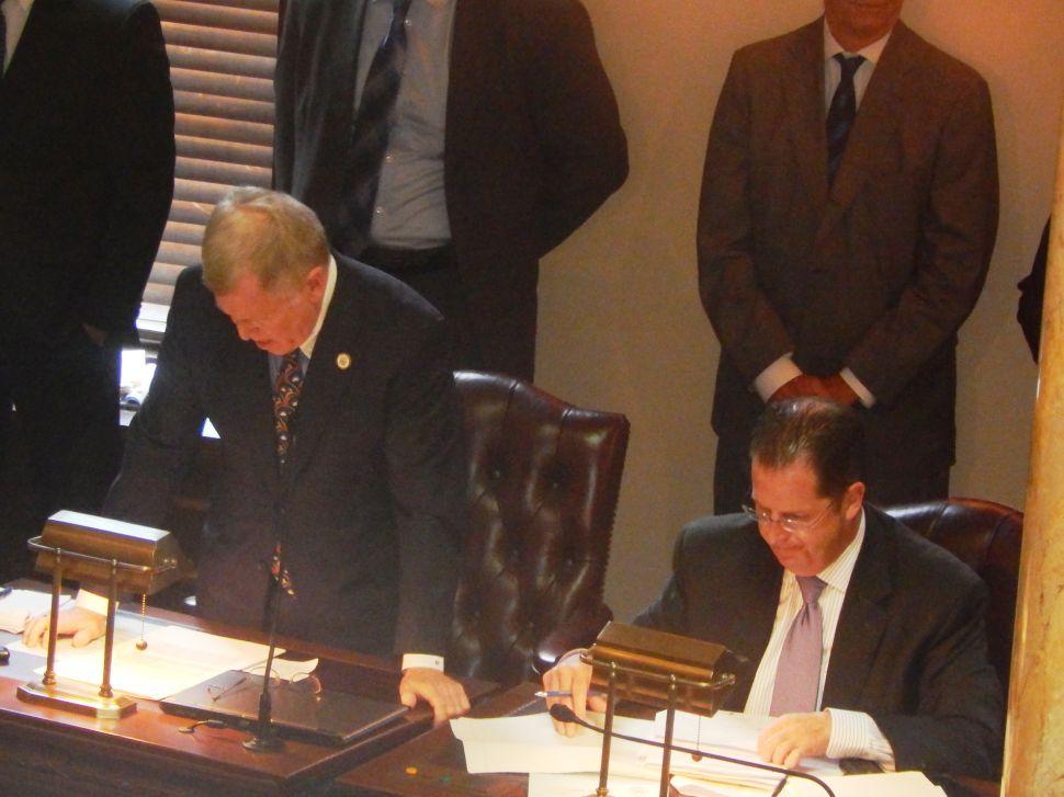 Senate Passes Bill Aimed at Alleviating Developmentally Disabled Family Hardship