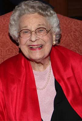 Rest in Peace, Helen Froelich Holt: August 16, 1913 – July 12, 2015