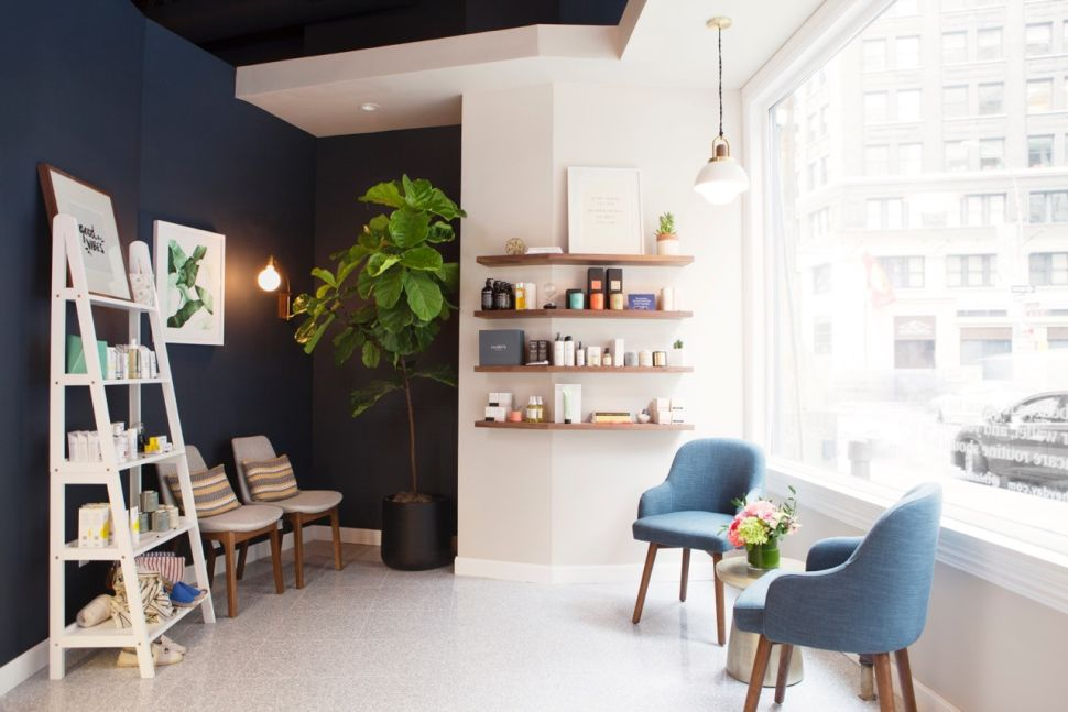 There's a Fabulous New 30-Minute Facial Bar in the Flatiron District