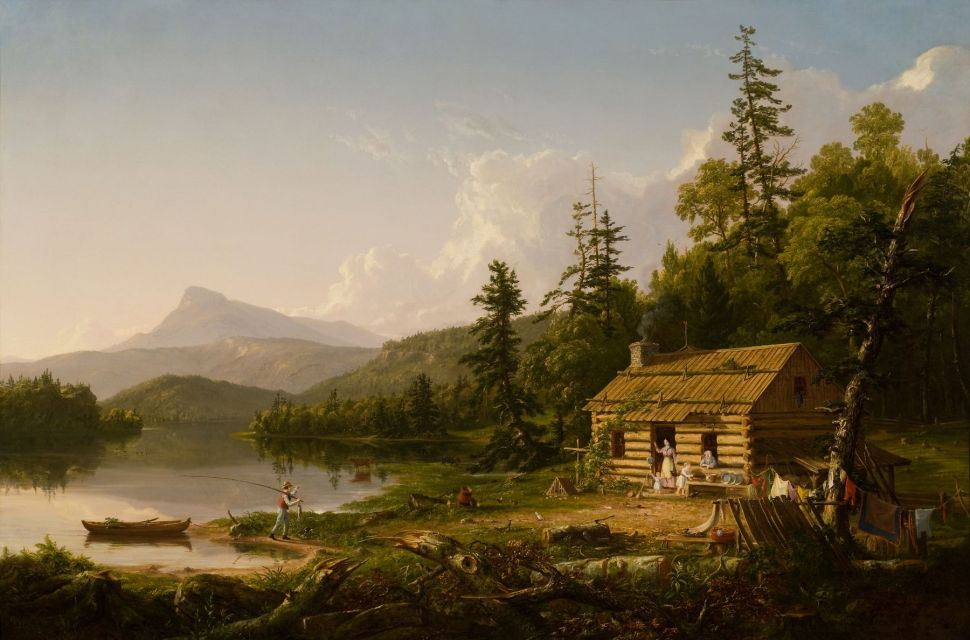 Long-Lost Works by Hudson River School Master Uncovered