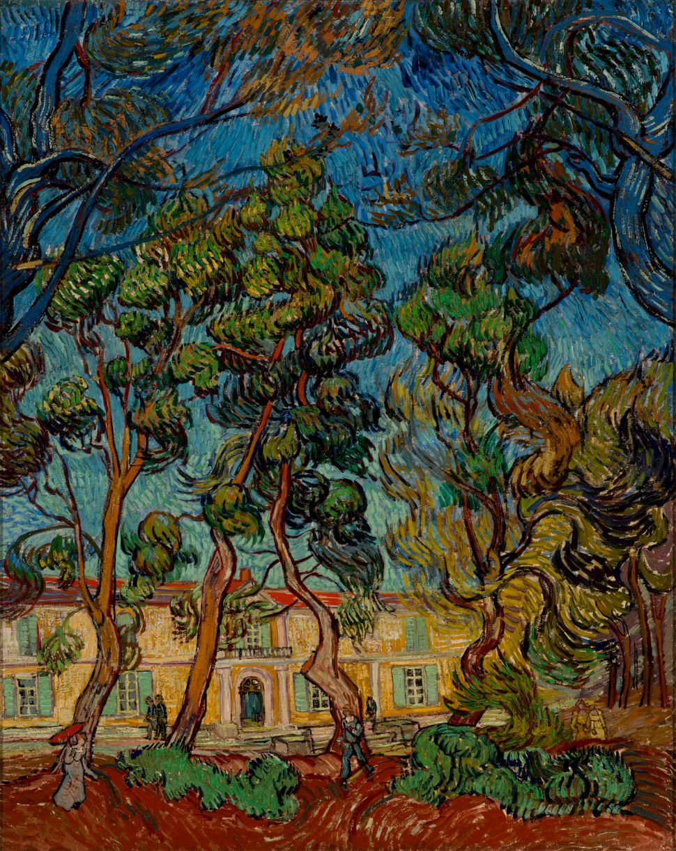 Show at the Clark Institute Argues Van Gogh May Have Been Happier Than We Thought