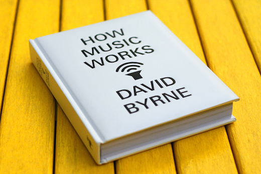 "Read: Concise and Insightful, David Byrne's ""How Music Works"""