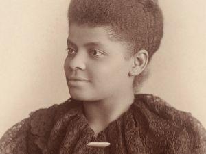 Ida B. Wells Barnett, in 1893. (Photo: Mary Garrity / Public Domain)