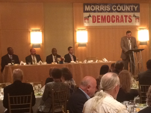 Baraka and Fulop Featured Speakers at Morris Dems Event