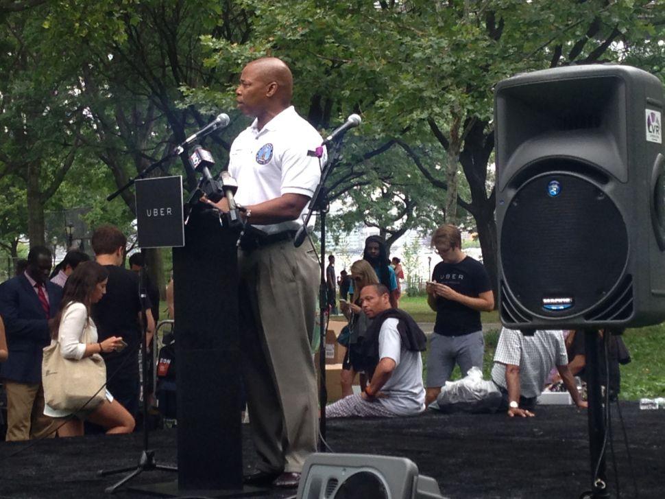 Outer Borough Pols Say de Blasio's Uber Cap Will Hurt Minorities