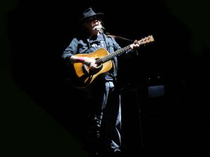 Neil Young at Bethel Woods