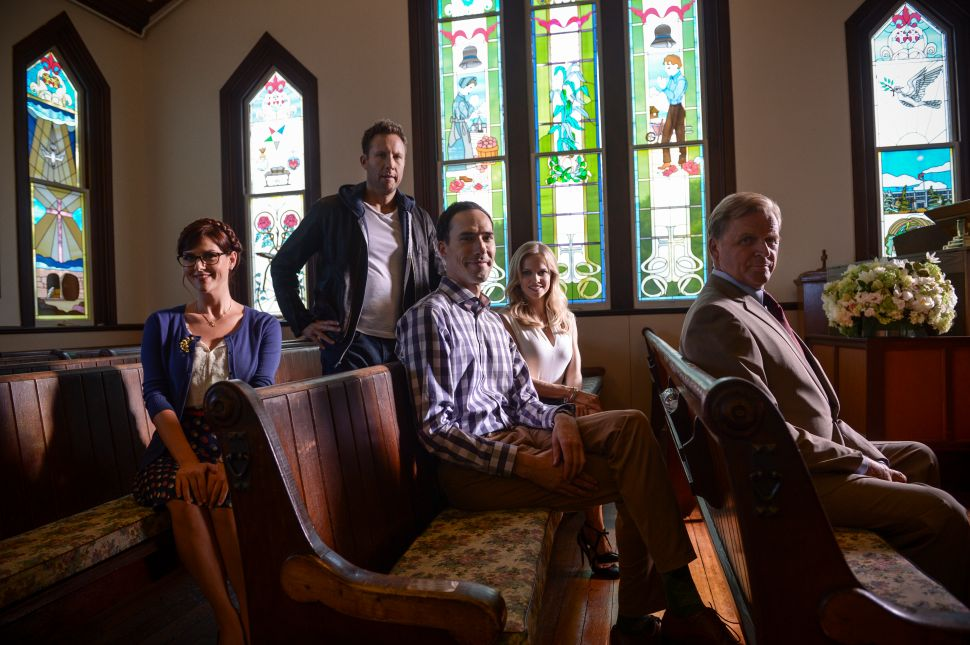 'Impastor' Star on the Controversy Surrounding New TV Land Comedy Series