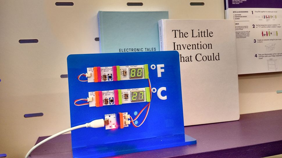 Invent Stuff and Leave It for Others at New Soho LittleBits Store
